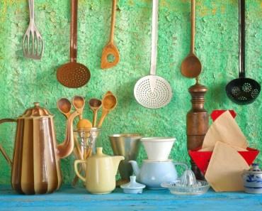 Vocabulario de cocina en ingles