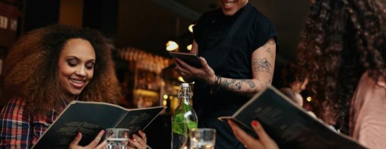 Vocabulario y pronunciación en inglés para camareros