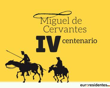 Miguel de Cervantes, gigante de la literatura universal