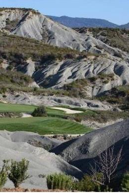 Golf Margas Huesca