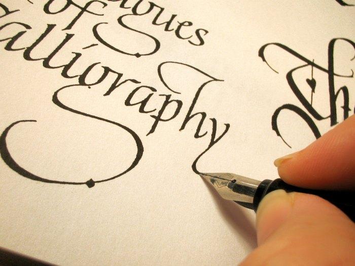 Morfología de la Escritura