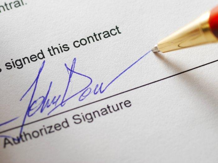 Firmas:firma y rúbrica