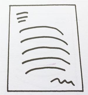 Estudio de la inclinación las Líneas concvexas