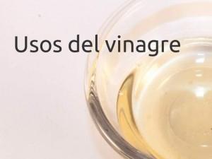 Usos prácticos del vinagre en el hogar