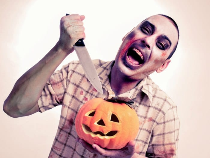 disfraces caseros para halloween zombie