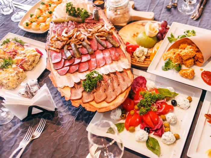 Consejos para organizar una fiesta de nochevieja con poco - Ideas cena nochevieja ...