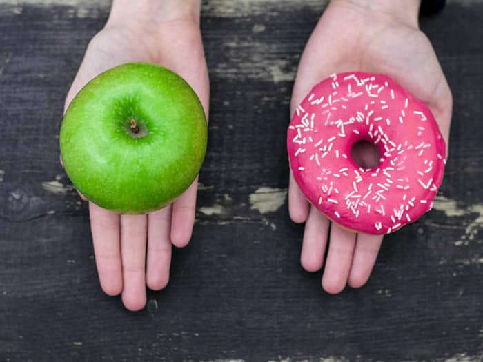 Alimentos malos para la celulitis