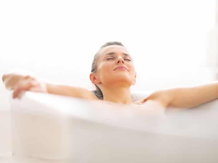 Remedios belleza caseros: baño