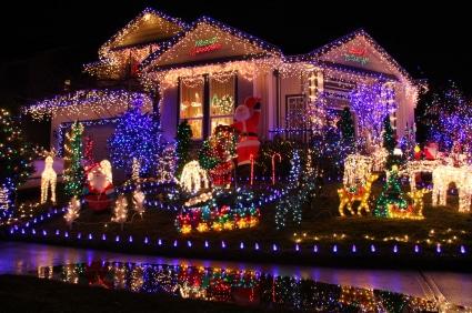 ideas decorar casa con luces