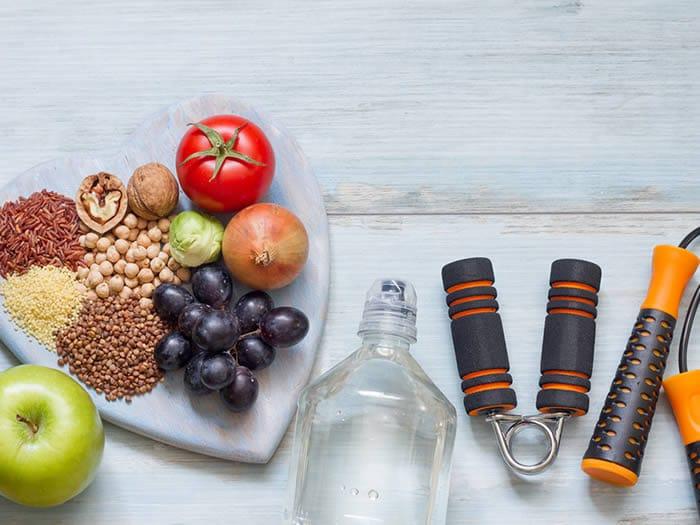 Acelerar metabolismo: ejercicio y alimentación