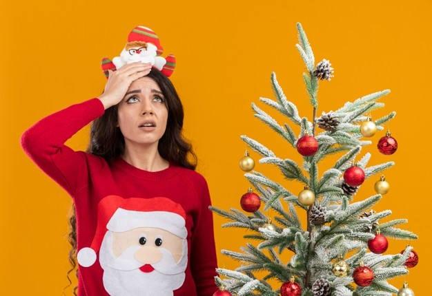 Navidad Estrés