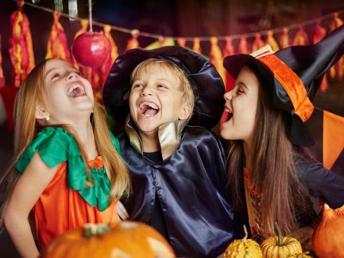 juegos para halloween chicos