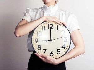 No perder el tiempo