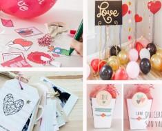 Ideas y regalos baratos para San Valentín