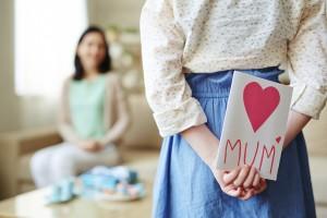 carta para el día de la madre