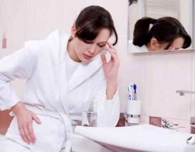 Cómo aliviar las nauseas del embarazo
