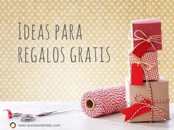 ideas regalos gratis