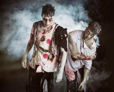 disfraz de zombie para halloween zombies