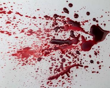 Como hacer sangre falsa casera