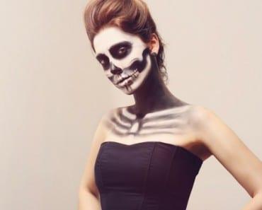 Mejores trucos para maquillaje de Halloween