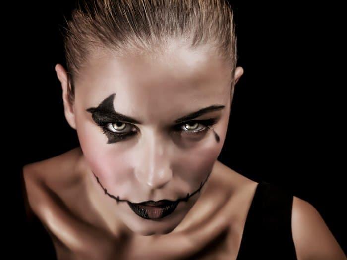 Trucos de maquillaje para halloween trucos y consejos for Pinturas de cara para halloween