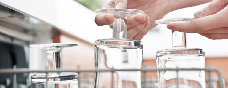 Tips para los problemas de cal en el lavavajillas