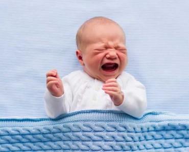 Cómo saber porque llora un bebé