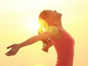 Beneficios del sol para la salud