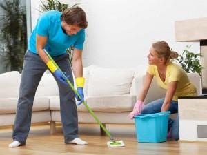 Trucos de limpieza caseros para mantener la casa reluciente