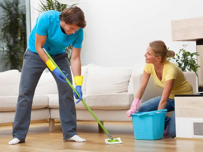 Como Hacer Una Limpieza De Casa. Amazing Ucquienes No Cuidan Los ...