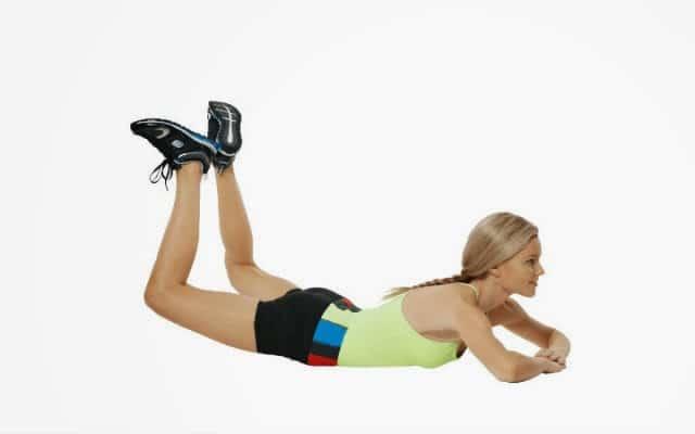 ejercicio de glúteos