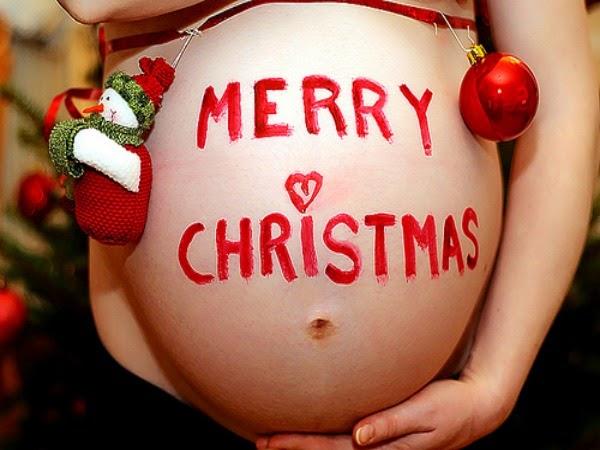 Consejos para disfrutar de una Navidad sin estrés durante el embarazo