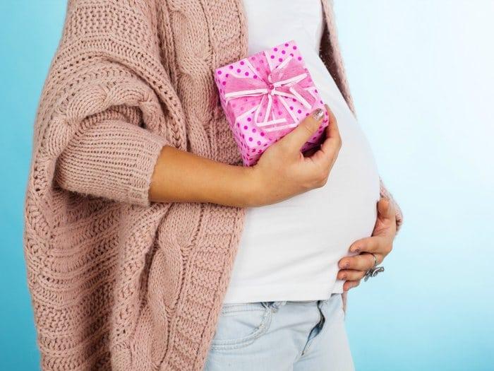 Qué regalar a una embarazada en San Valentín