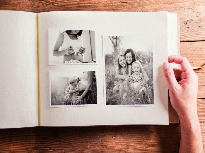Sesión fotografía embarazo