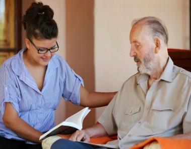 Cuidado a una persona con cáncer de próstata