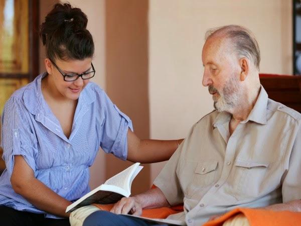 Cuidando a una persona con cáncer de próstata