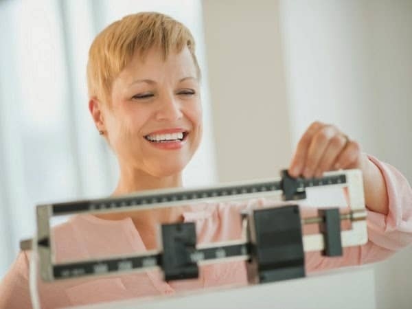 ¿Por qué se produce el aumento de peso en la perimenopausia?