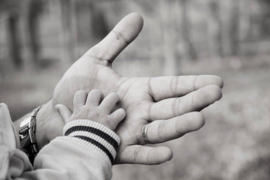 Cómo preparar al papá para el parto