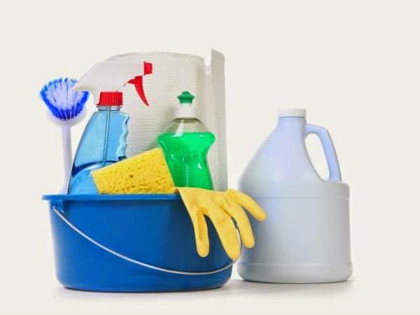 Usar lejía para limpiar puede hacer que los niños tengan más infecciones respiratorias
