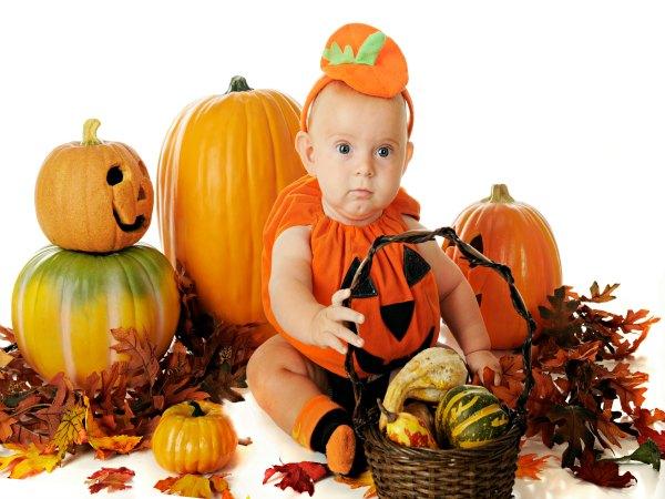 Consejos saludables para celebrar Halloween con niños