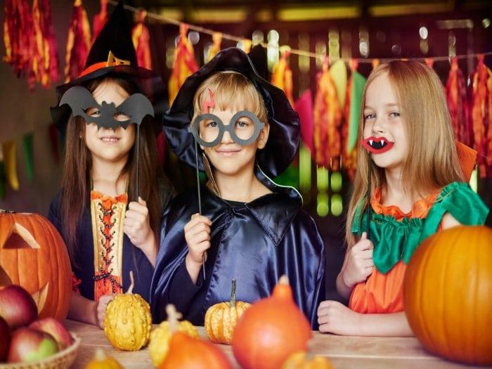 Cómo disfrutar de un Halloween saludable