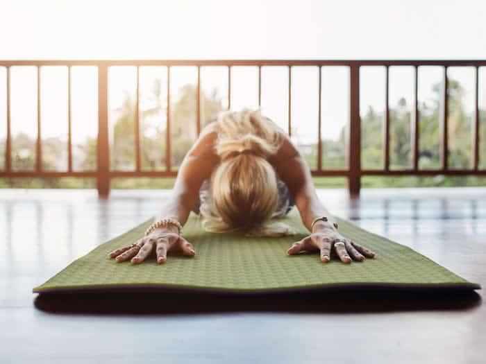 Yoga para perder peso