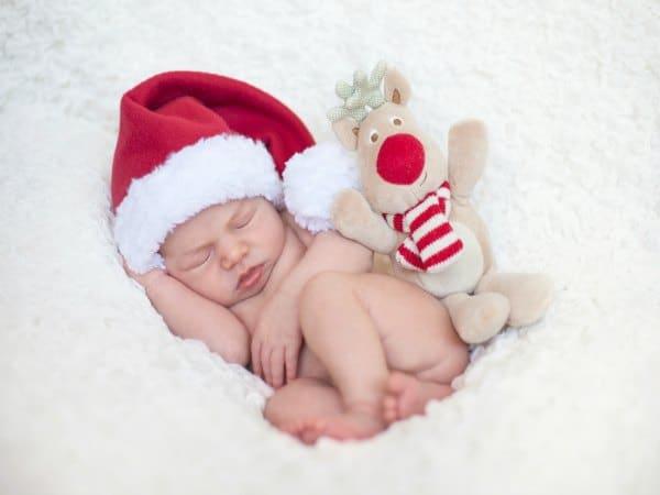 Dar a luz en Navidad