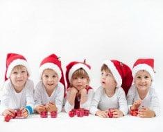 sanos-niños-navidad