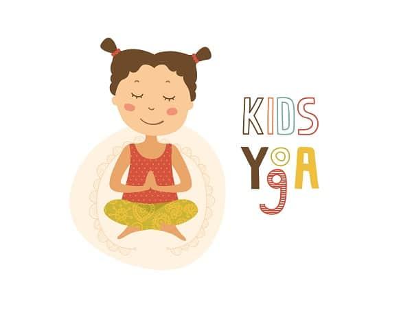 Yoga para calmar ansiedad en los niños