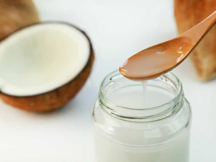 Antibióticos naturales: aceite de coco