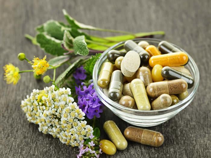 antibióticos naturales en lugar de pastillas