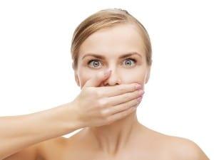 Boca seca y mal aliento en la Menopausia