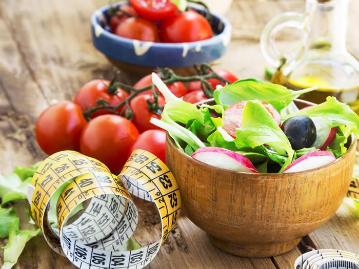Perder peso: tomar más fruta y verdura