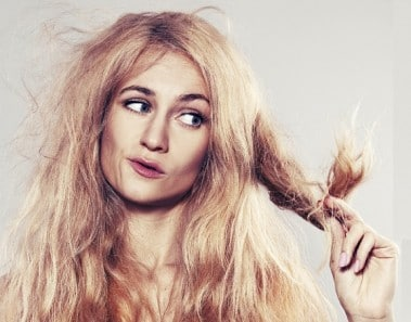 Remedios para el pelo seco